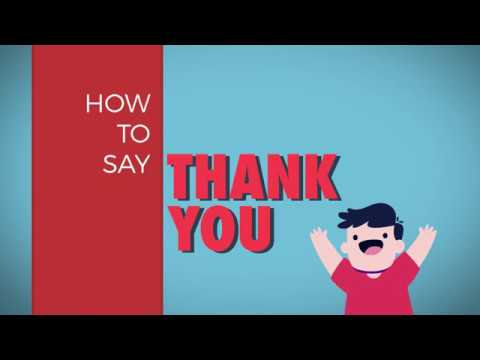How to Say THANK YOU in Korean | 90 Day Korean