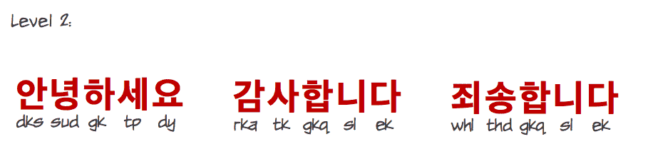 Typing in Korean: How to Learn the Korean Keyboard | 90 Day