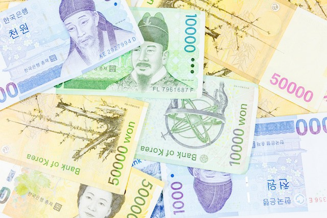 Bank Korean Phrases
