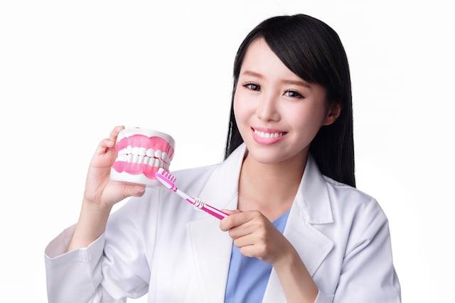 Korean dentist