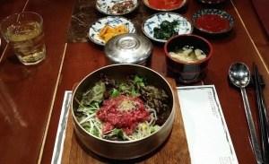 Korean Phrases for the dinner table