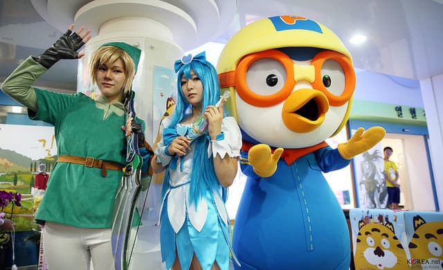 Learn Korean so you can watch Pororo