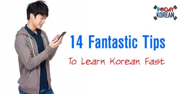 Start to Learn Korean online today | Free classes for ...