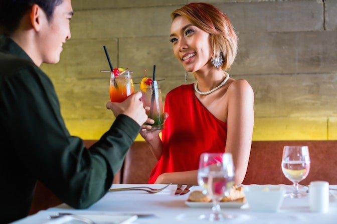 Korean First Date