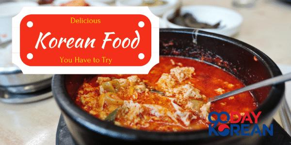 Delicious Korean Food