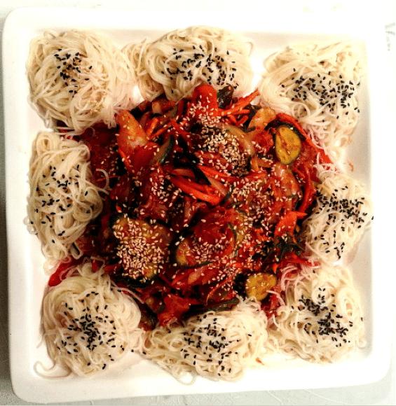 Korean Golbaengi Muchim