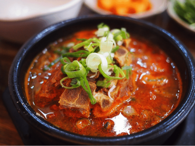 Korean Food 19 Hangover Stew