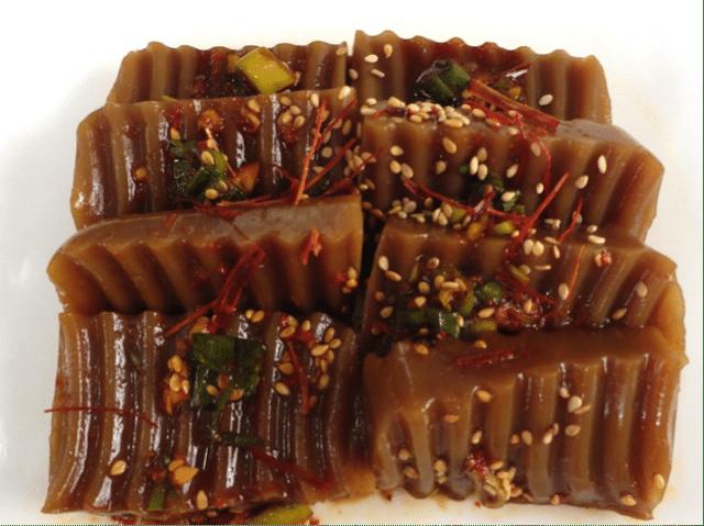 Korean Food 23 Dotorimuk