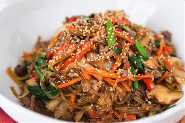 Korean Food 28 Japchae