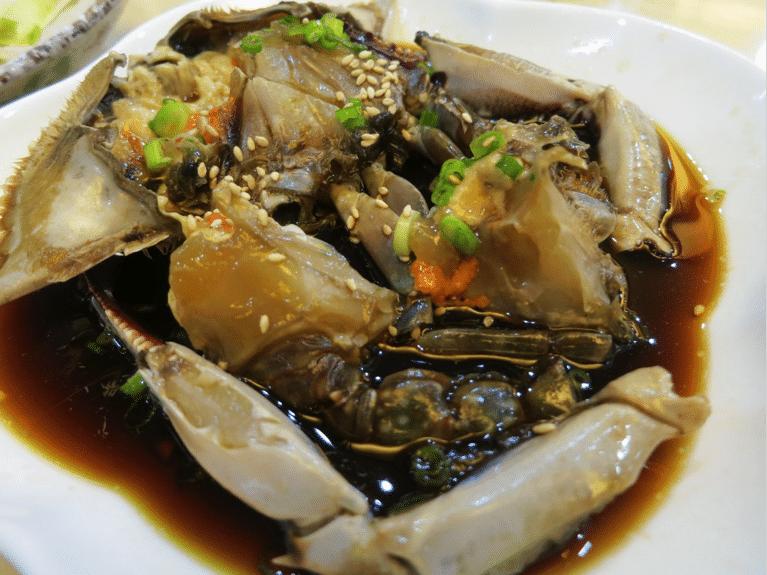 Korean Soy Crab Sauce