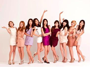 Korean Kpop Girls Generation