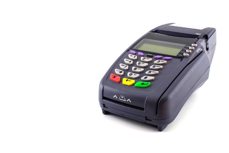 Portable Credit Card Reader
