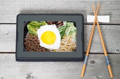 online food delivery korea
