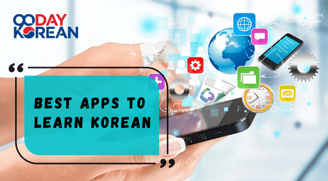 Best Apps To Learn Korean - The Complete list