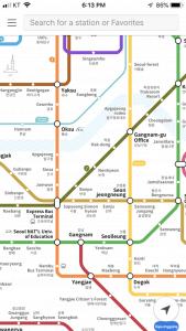 Jihachul Metro Navigation