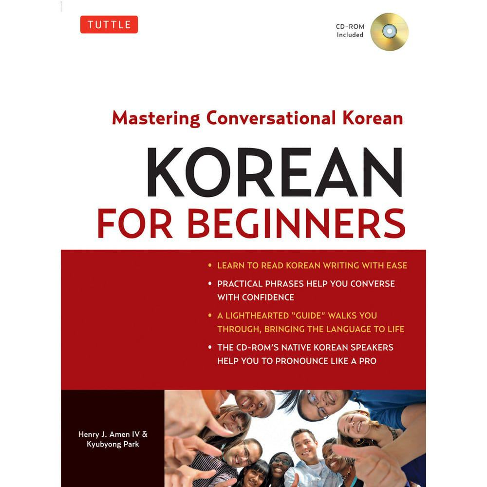 books for learning Korean