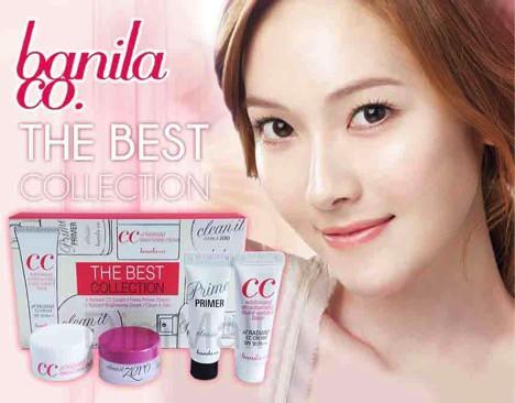 Korean Makeup BanilaCo
