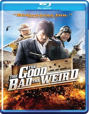 Korean Movie Good Bad and the Weird