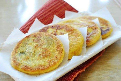Korean Street food Hotteok Korean Pancake