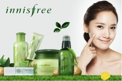 Korean Makeup Innisfree