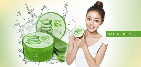 Korean Makeup Nature Republic