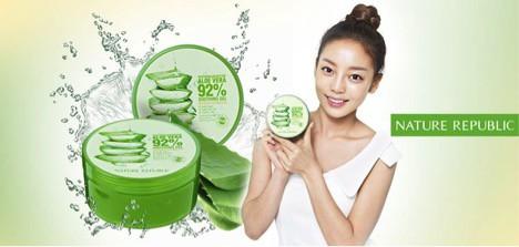 Korean Makeup Nature Republic