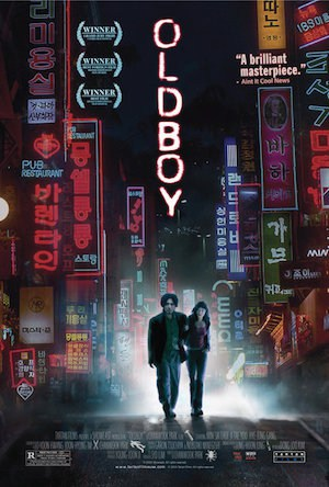 Korean Movie Oldboy