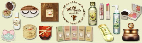 Korean Makeup Skinfood