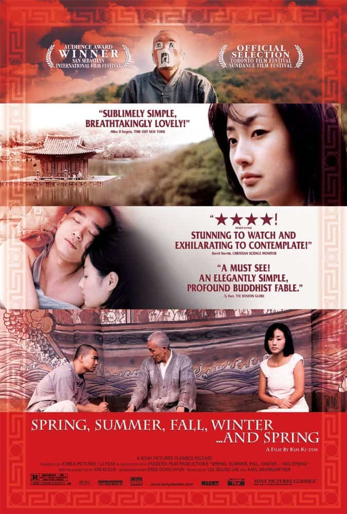 Korean Movies Spring Summer Fall Winter Spring