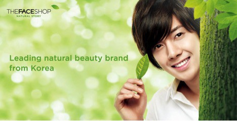 Korean Makup The Face Shop