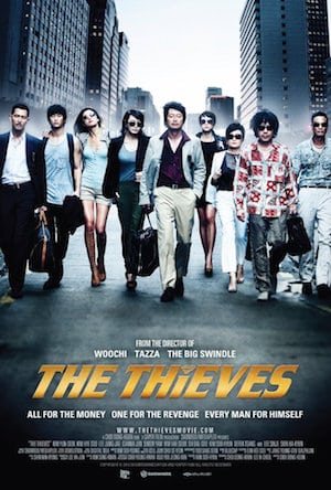 Korean Movie The Thieves