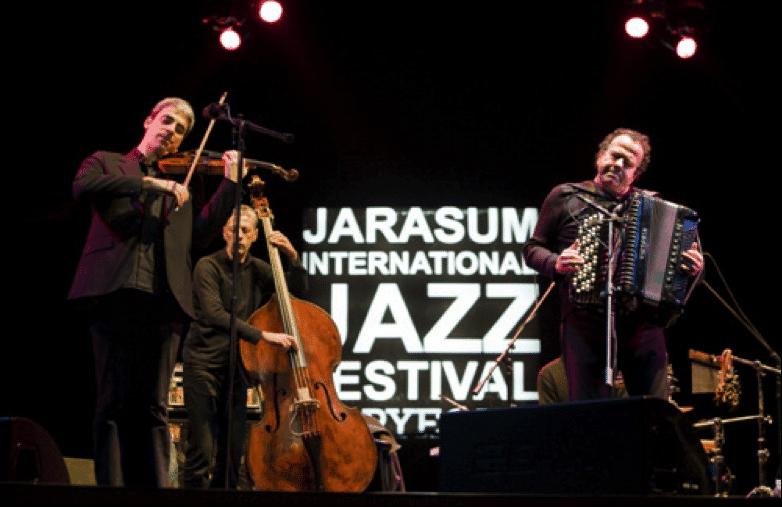 Korean Festival Jarasum Jazz Festival