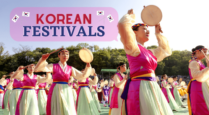 Korean Festivals
