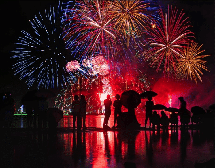 Korean Summer Festival Pohang International Fireworks Festival