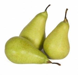 This is to explain the Korean joke on pear