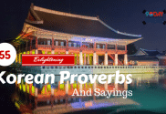 Korean proverbs and sayings new