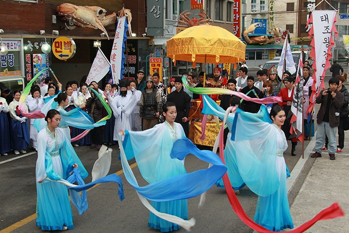 Spring Korean festivals