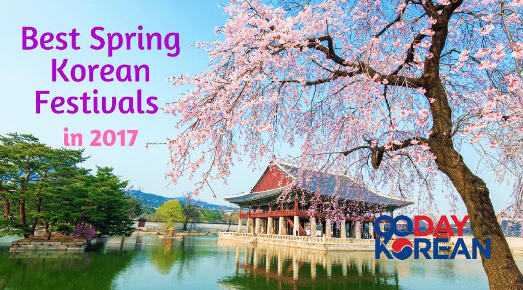 Spring Korean Festivals