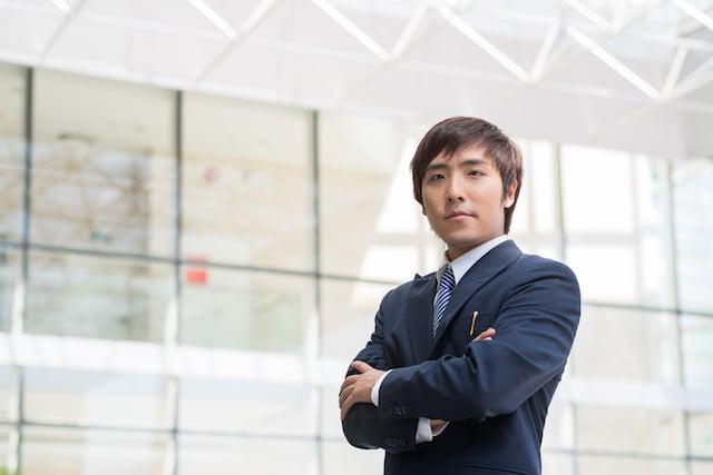 Formal Handsome in Korean
