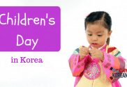 Children's Day in Korea