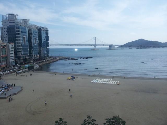 Gwangali Beach Busan