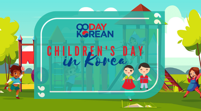 New Children's Day In Korea Featured Image