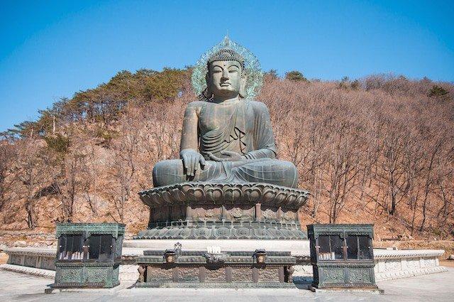 Buddhist Temples in Korea