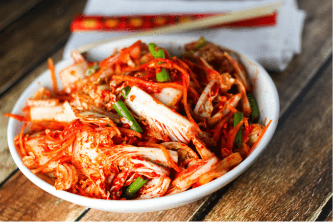 Fun Fact about South Korea 8 Kimchi