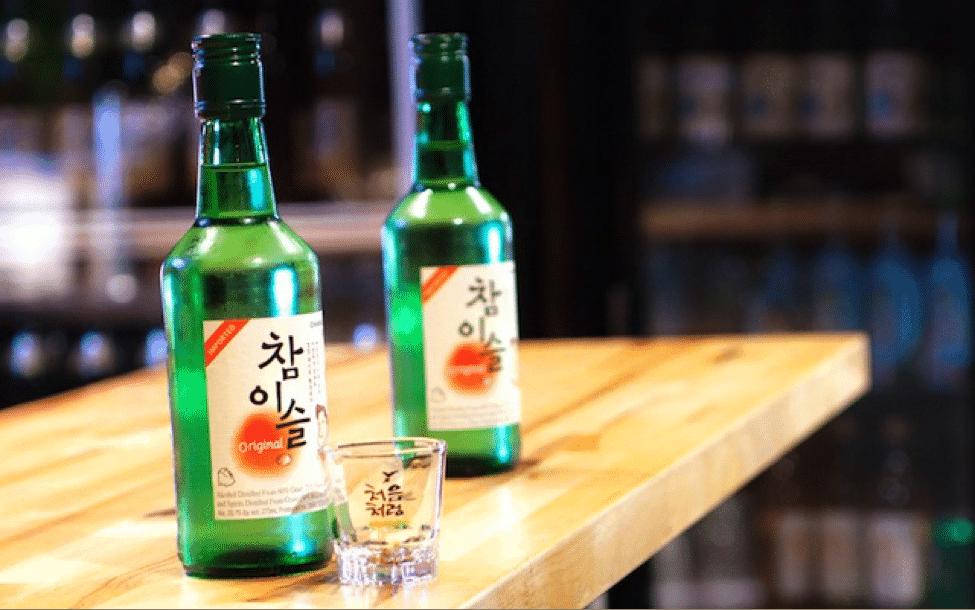 Korean Soju Cocktail Recipe | The Kim Chronicles