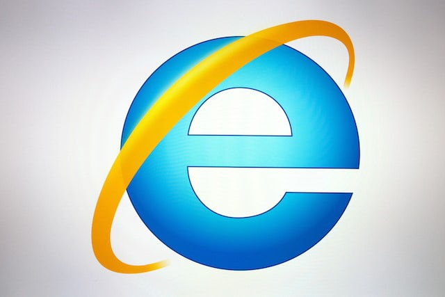 Culture Shock in Korea Internet Explorer