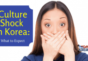 Culture Shock in Korea What to Expect