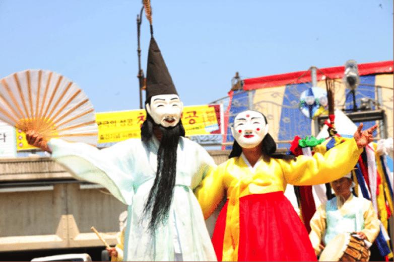 Korean Summer Festival Gangneung Danoje Festival