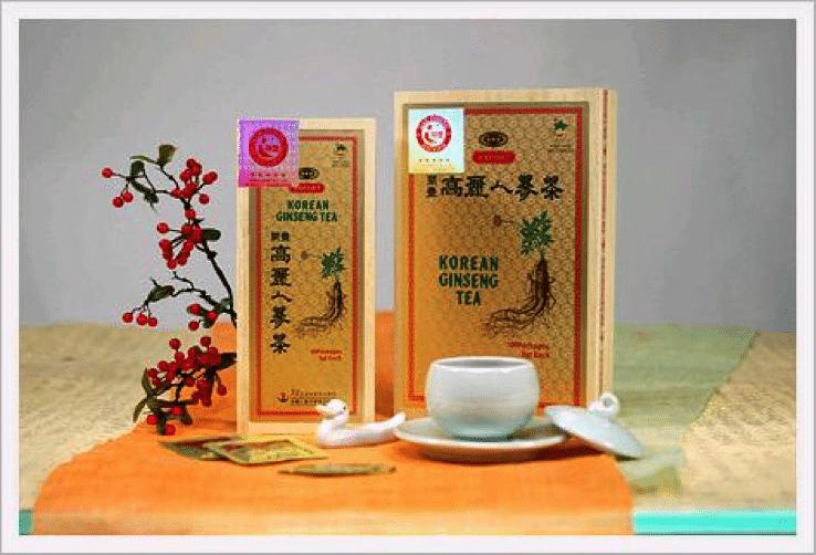 Korean Souvenirs 7 Korean tea