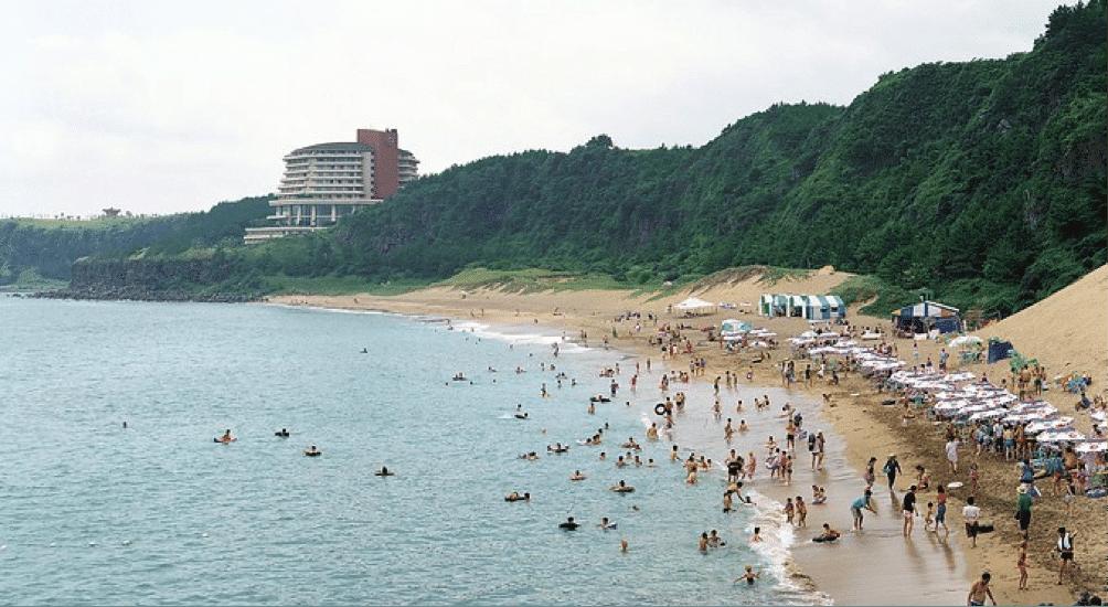 Korean Beach 2 Jungmun, Jeju
